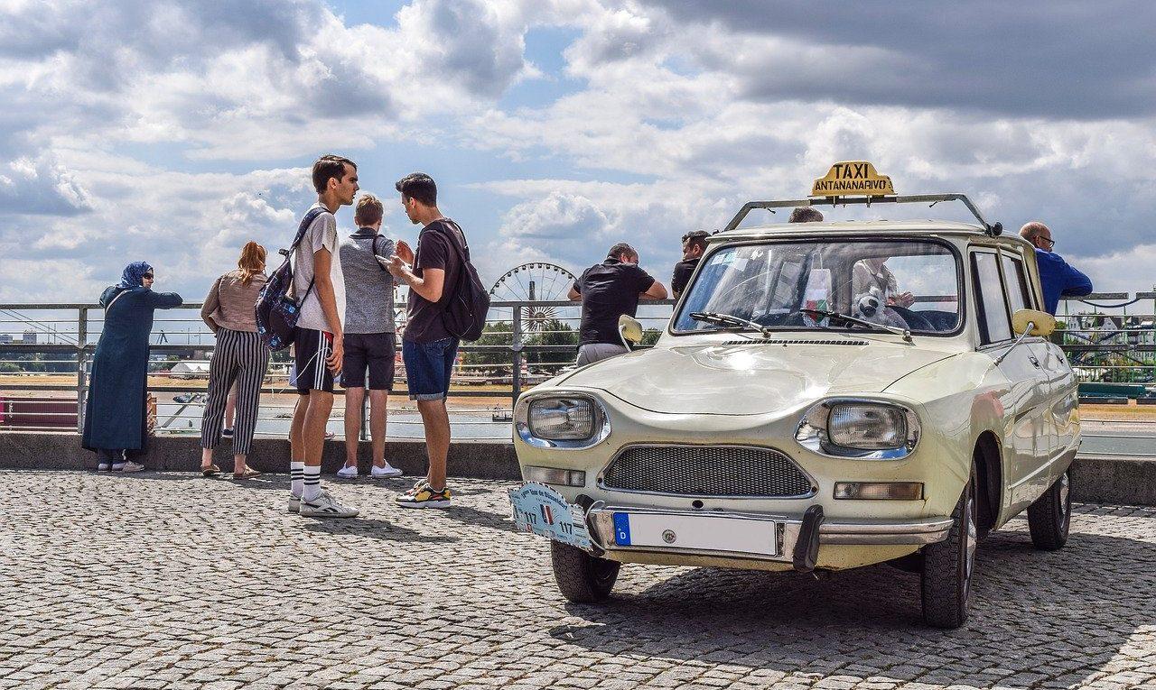 Taxi à fontainebleau 77