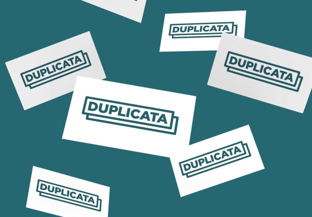 Duplicata, imprimerie à Belfort et Mulhouse depuis 2018