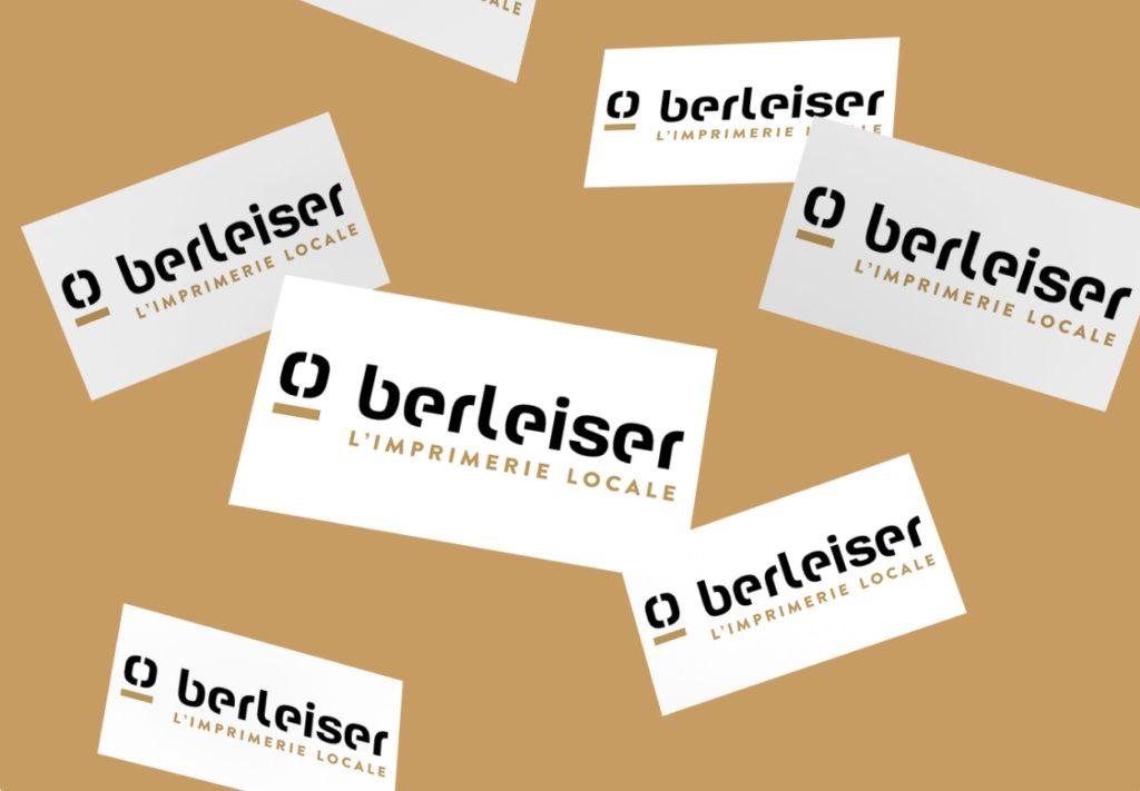 Berleiser, imprimeur à Mulhouse en Alsace